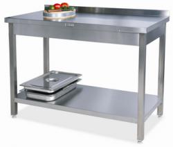 стол кухонный с одной полкой